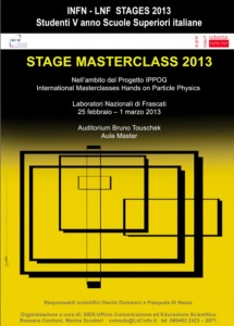 IPPOG International Masterclasses Hands on Particle Physics